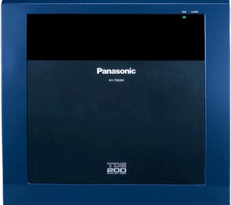 Central Telefónica Panasonic KX-TDE200