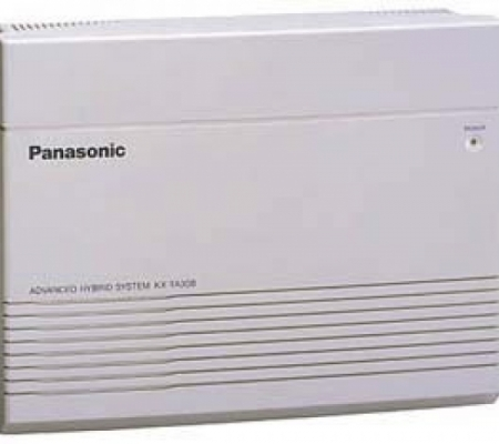 Central Telefónica Panasonic TA-616 (Usada)