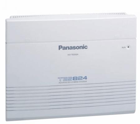 Central Telefónica Panasonic KX-TES824 (Nueva y Usada)