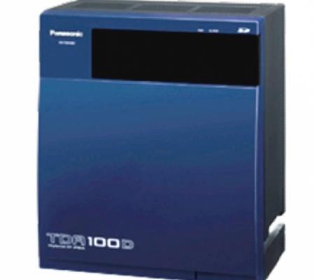 Central Telefónica Panasonic KX-TDA100